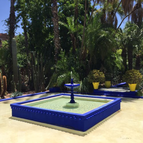 Marrakesh - Jardin Majorelle