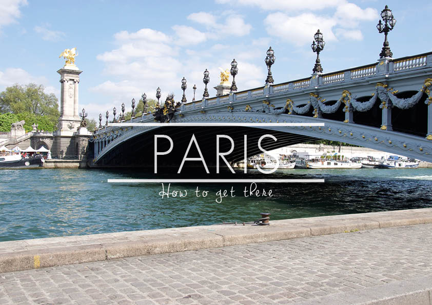 Paris how to get there