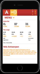 Velo Antwerp