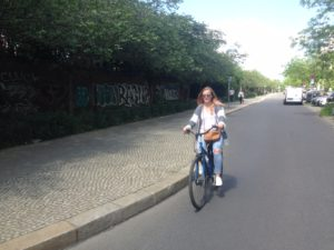 Berlin by bike