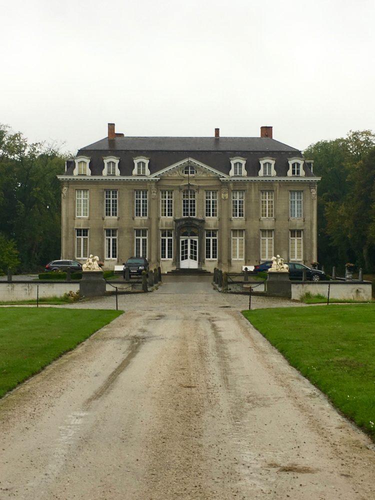 Castle of Leeuwergem