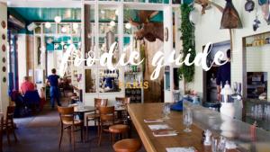 Paris foodie guide