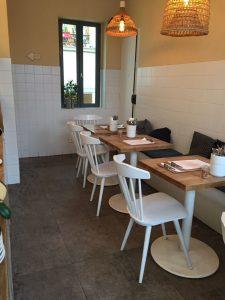 Cafe Oberkampf Paris