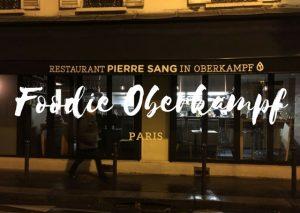 Foodie Paris Oberkampf