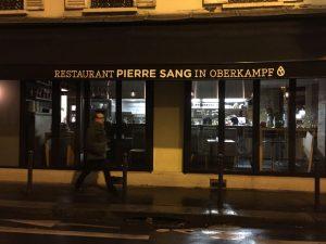 Pierre Sang Paris