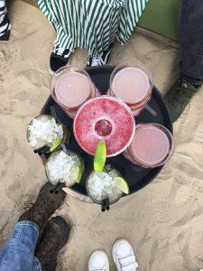 Salito Beach cocktails