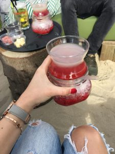 Cocktail Salito Beach