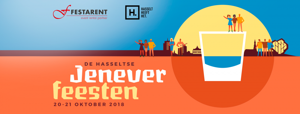 Jenever feesten Hasselt