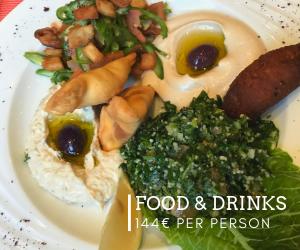Food & Drinks Jordan
